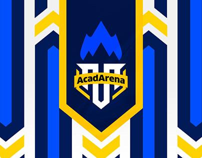 AcadArena 2020 Rebrand
