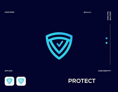 Protect Logo Design