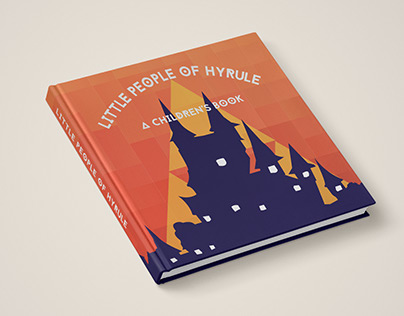 Little People of Hyrule Children's Book