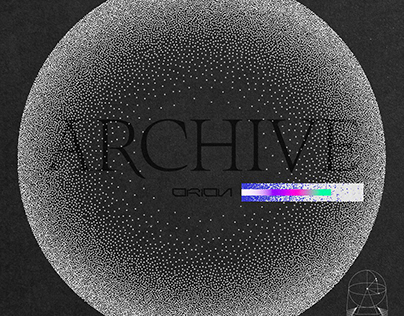 ORION ARCHIVE COVER