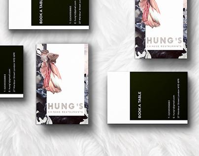 HUNG'S CHINESE RESTAURANTS
