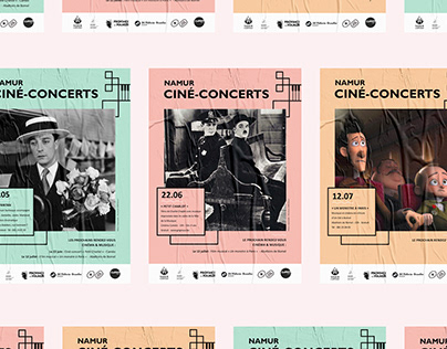 Poster || Ciné-concerts