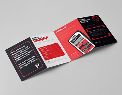 Yaraan four fold Brochure