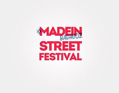#MADEIN BADAJOZ FESTIVAL