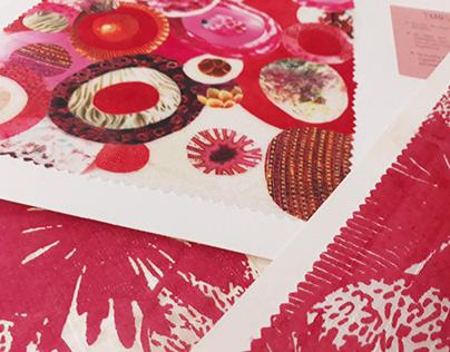 · Portafolio de estampación textil ·