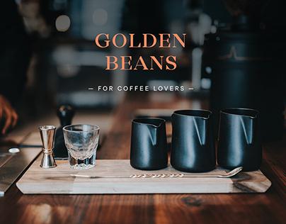 Golden Beans – Cafe finder app