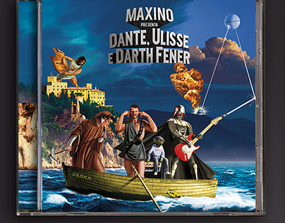 Maxino / cd cover