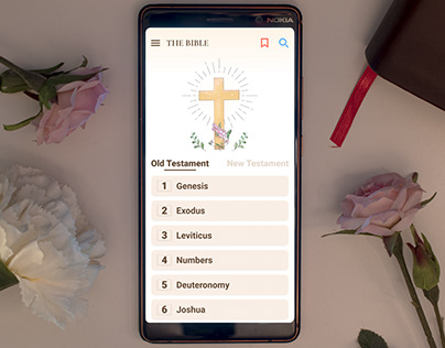 The Bible Reader App