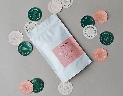 Chaemania. Tea & Superfoods