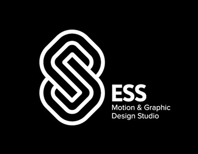 ESS- Motion and Graphic design studio Branding