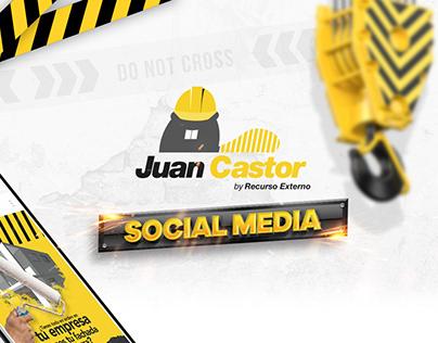 Social Media Juan Castor