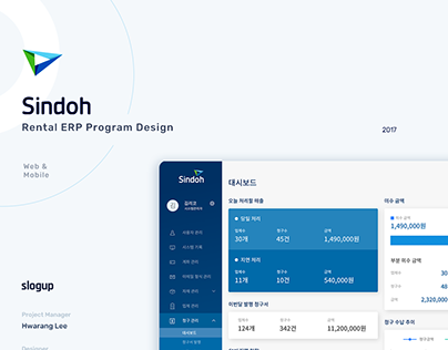 sindoh ERP program design
