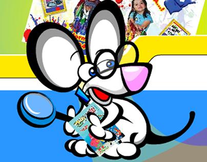 Diseño Interactivo Kids & Party Tips y de Revista KPT