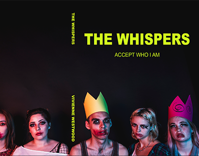 THE WHISPERS for Vivienne Westwood