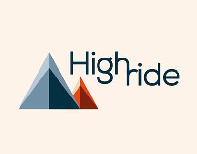 Highride - Sac à dos connecté