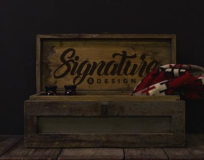 Logo Design | Signature & Design