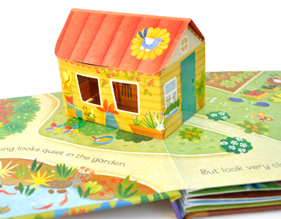 Usborne Garden Pop up