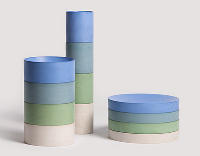Booles — Concret Tableware