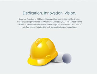 AS Fornea Construction 2015