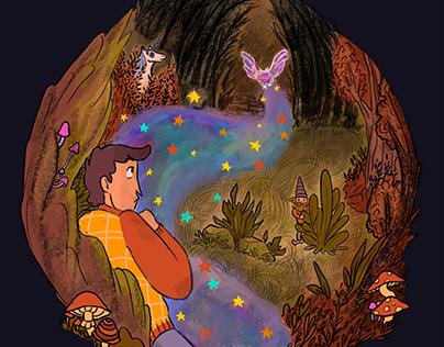 Cómic: Un Camino de Estrellas. Primeras 3 páginas.