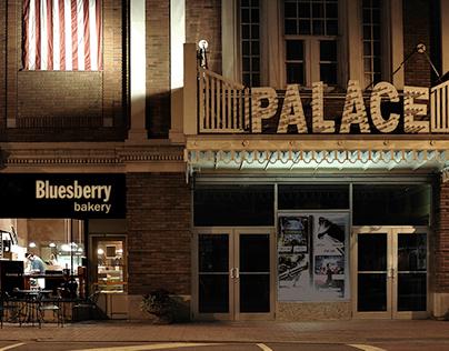 Bluesberry Bakery, Lake Placid, NY - Rebranding
