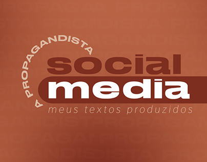 SOCIAL MEDIA | Textos [2021] V.1