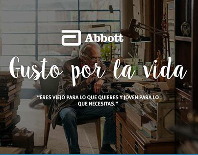 Abbott | Gusto por la vida