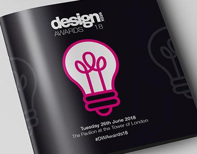 Design Week Awards 2018