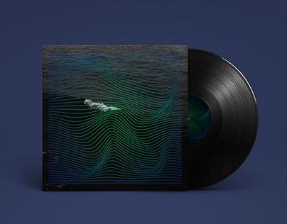 Album Cover Design: Emerald Portal