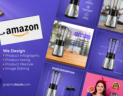 amazon product listing image, amazon ebc infographic,