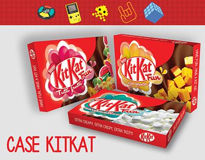 Case KITKAT | Merchandising