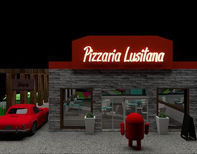 Pizzaria | 3D Project