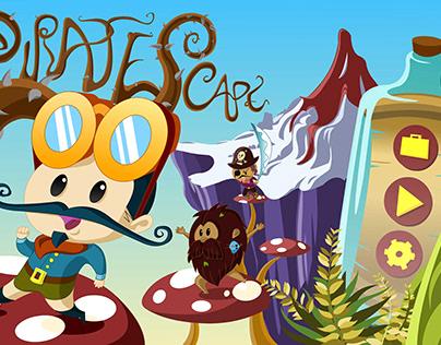 Piratescape - Game