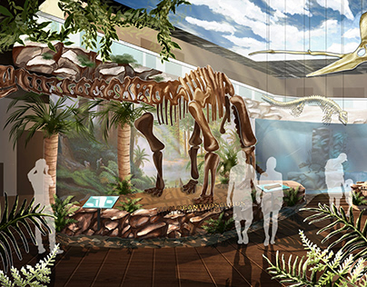 Museum Redesign Concept Two