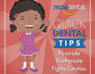 IG Dental Tips - Fluoride Toothpaste Fights Cavities