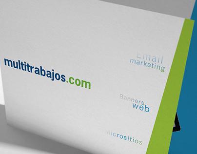 Brochure servicios Multitrabajos