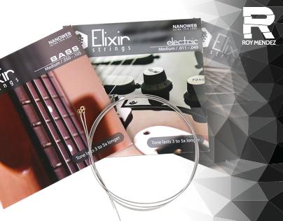 Rebranding Elixir Strings