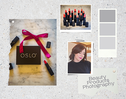 Beauty Products Photography
