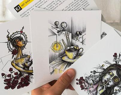"""Exhibición """"Historias de una sociedad ilustrada"""""""