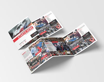 2016 PRI Trade Show – Print Campaign