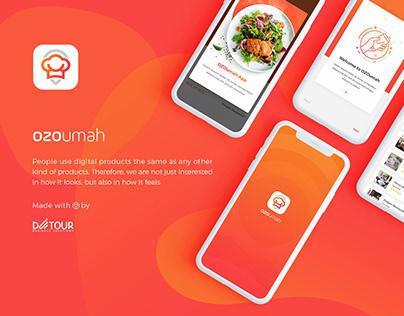 OZOumah App