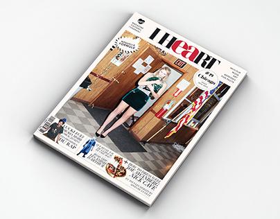 I HEART Magazine culturel Itinérant