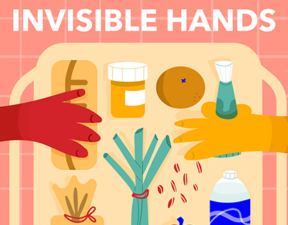 Invisible Hands PHL