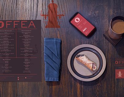 OFFEA CAFE — Concept Design