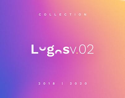Logofolio v.02 (2018 - 2020)