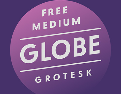 Globe Grotesk Display