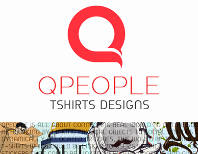QPEOPLE TSHIRTS Designs