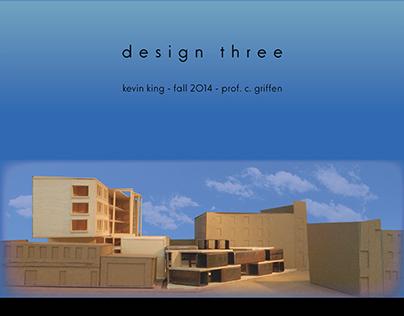 D3: The Urban Living Studio