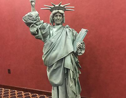 Statue of Liberty Costume