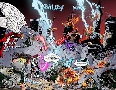All New X-Men Sample
